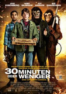 30 Minuten oder weniger Trailer