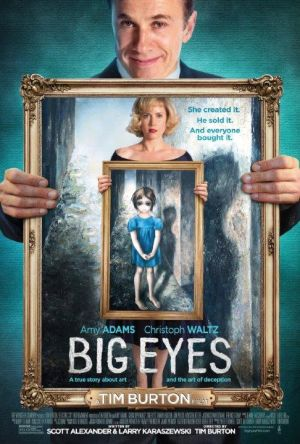 Big Eyes Filmstart
