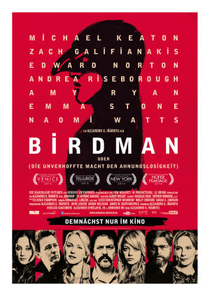 Birdman Movie Trailer