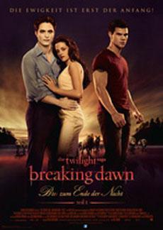 Breaking Dawn - Bis(s) zum Ende der Nacht (Teil 1) Trailer