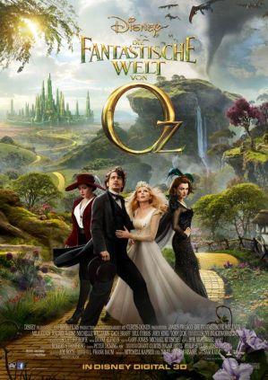 Poster Die fantastische Welt von Oz