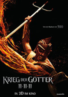 Krieg der Götter Trailer