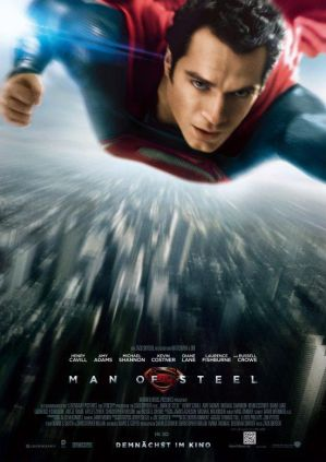 Man of Steel Info und Trailer