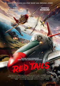 Red Tails Trailer Deutsch