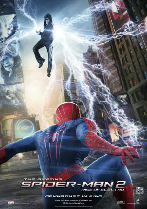 The Amazing Spider-Man 2: Rise of Electro