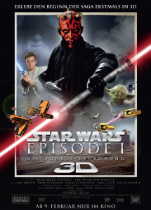 Star Wars 3D Episode 1