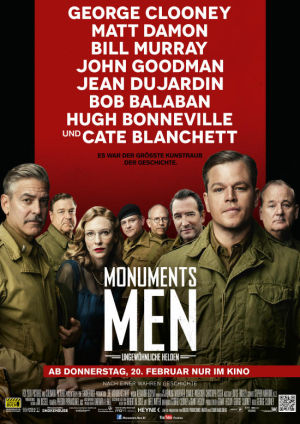 The Monuments Men - Ungewöhnliche Helden