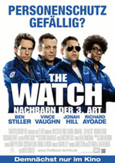 The Watch Trailer