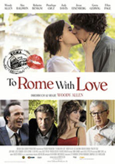 To Rome with Love Trailer