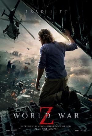 World War Z Info und Trailer